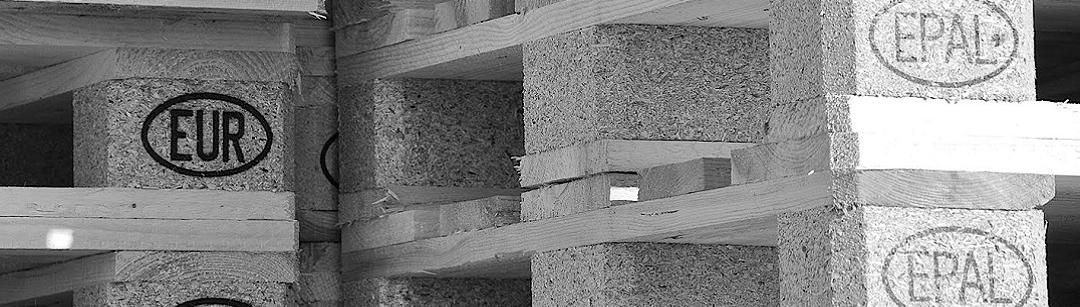 Europallets | ADLERPACK - All types of wood packaging