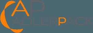 Holzverpackungen aller Art | ADLERPACK Logo